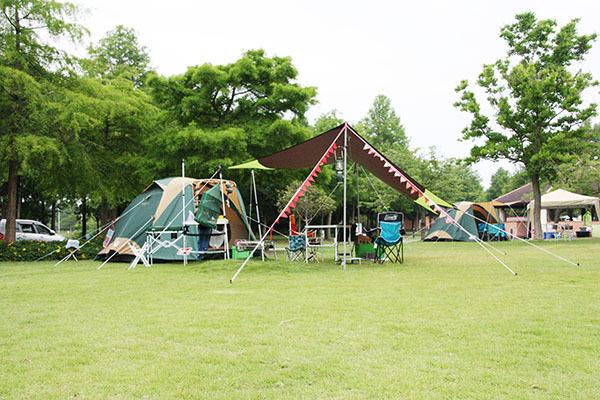 オート 場 キャンプ 公園 海浜 赤穂