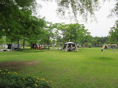 海浜 公園 キャンプ 赤穂 場 オート